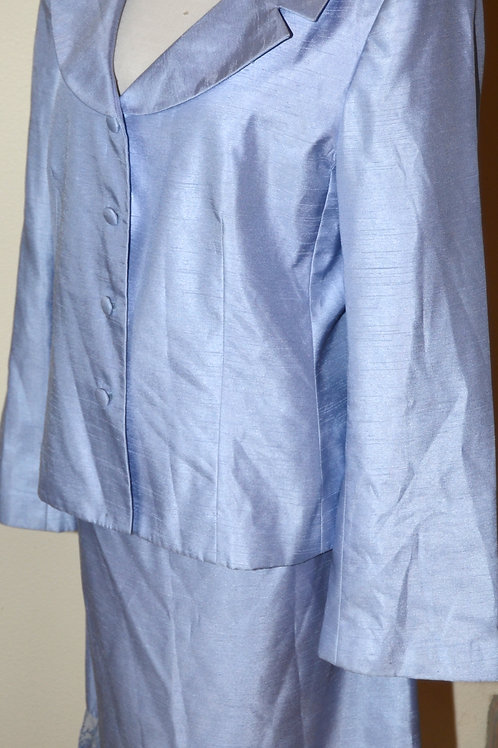 John Meyer Collection Suit, Size 16   SOLD