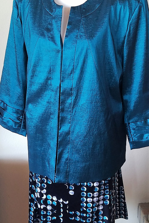 Bleu Bayou Jacket SIze XXL, East 5th Skirt Size 18   SOLD