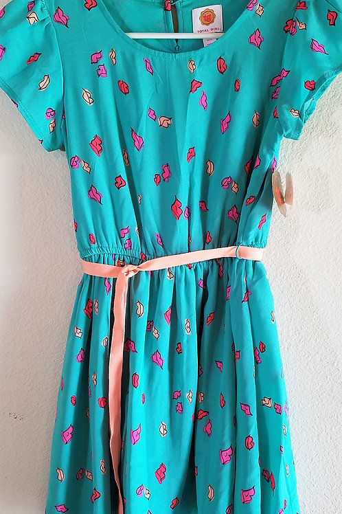 Total Girl Dress, NWT, Juniors Size 10/12