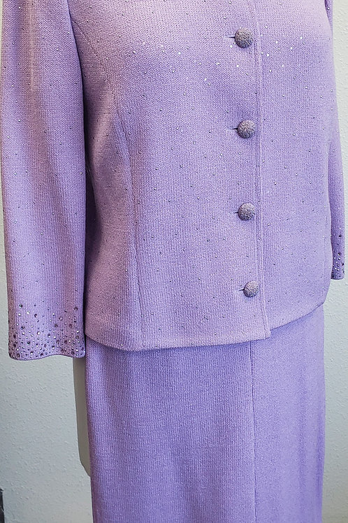 St. John Evening Suit, NWT Size 8    SOLD