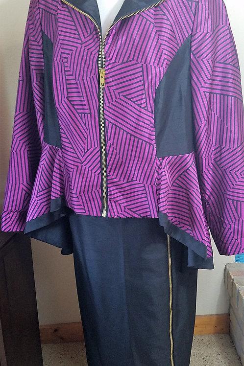 GMI Suit, Size 22W