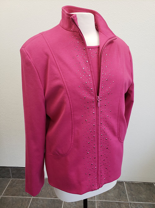 Alfred Dunner 2 pc, Size M