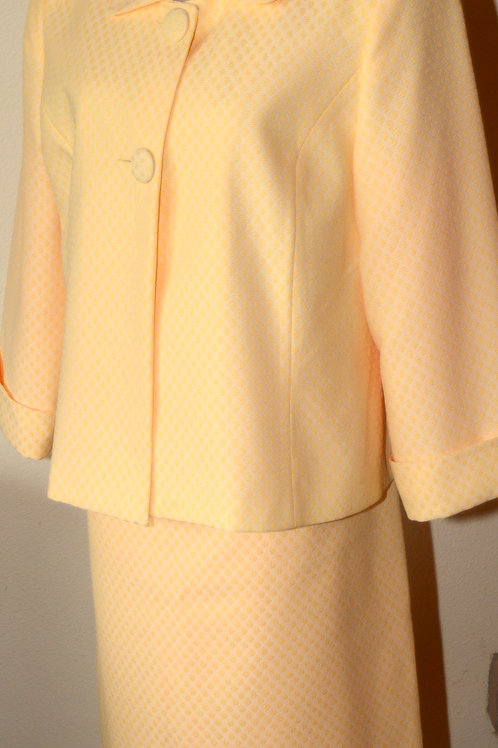 Giorgio Sant'Angelo Suit, Size 14  SOLD