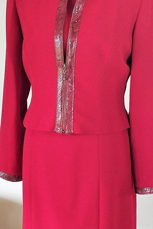 Donna Morgan Dress Suit, Size 8   SOLD