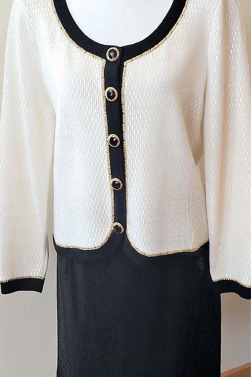 St. John Couture Suit,  SOLD
