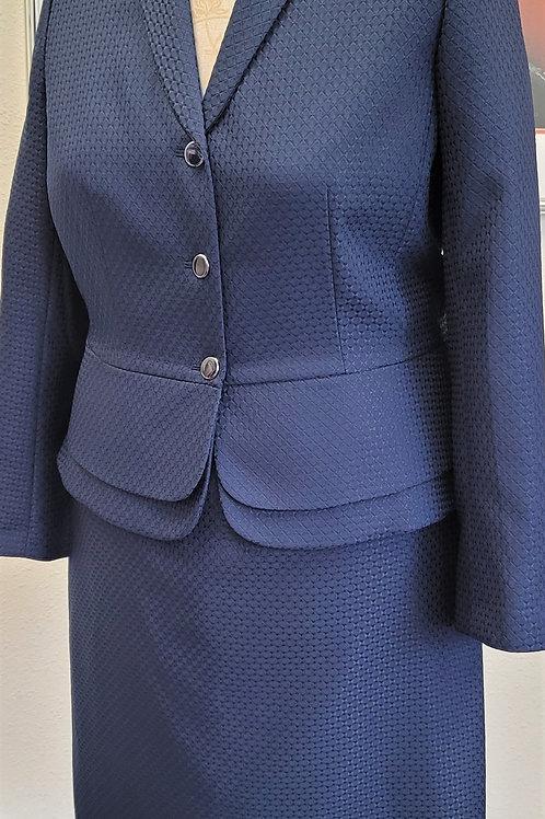 Emily Navy Suit, Size 16