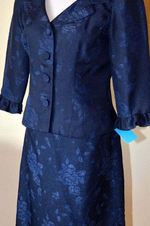 Maggy London Suit, Size 6  SOLD