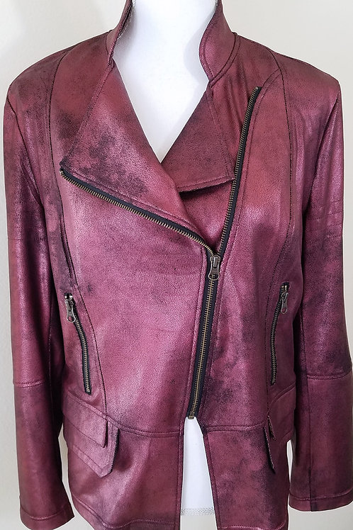 Ciara Sun Wood Jacket, Size XL