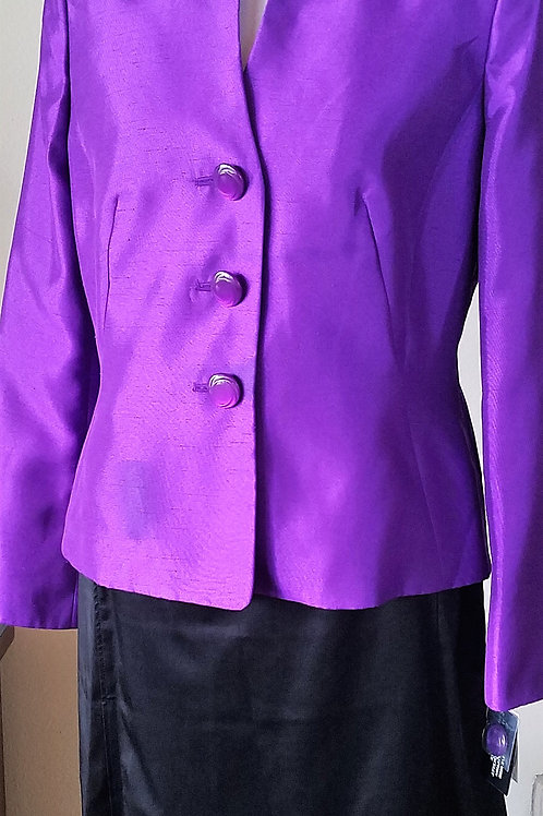Le Suit Jacket NWT, B Moss Skirt, Size 6   SOLD