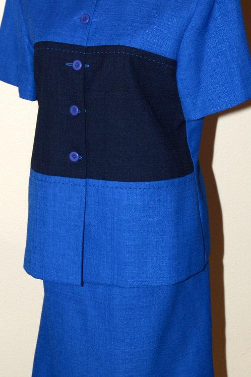 Leslie Fay Suit, Size 16   SOLD