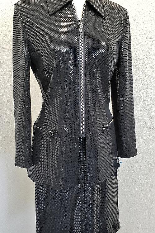 St. John Evening Suit, Size 6
