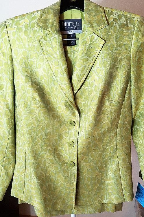 Lafayette 148 Suit, Size 0     SOLD