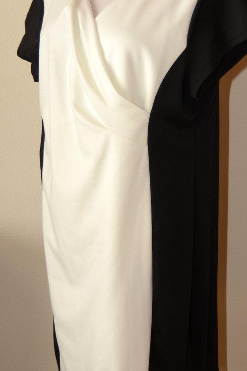 Dots Dress, Size 3X   SOLD