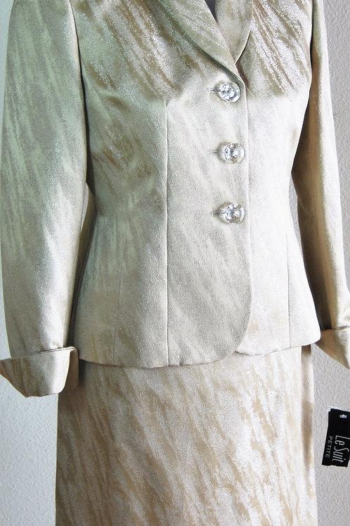 Le Suit, Suit, NWT, Size 4P    SOLD