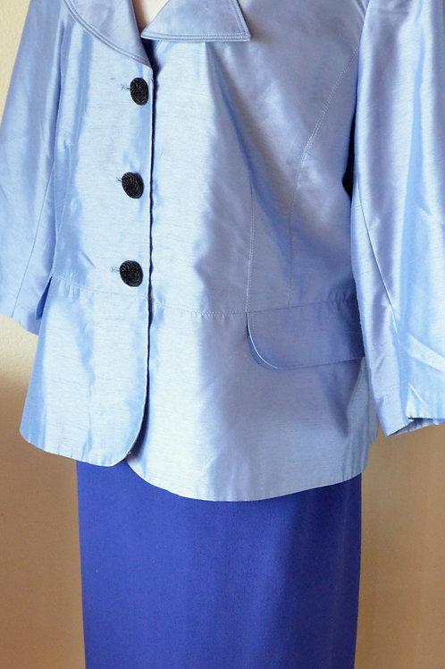 Levine Classics Suit, Size 22W   SOLD