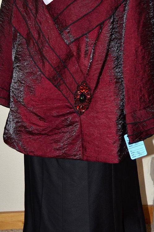 Dress Barn Jkt, Talbots Skirt, Size 16W   SOLD