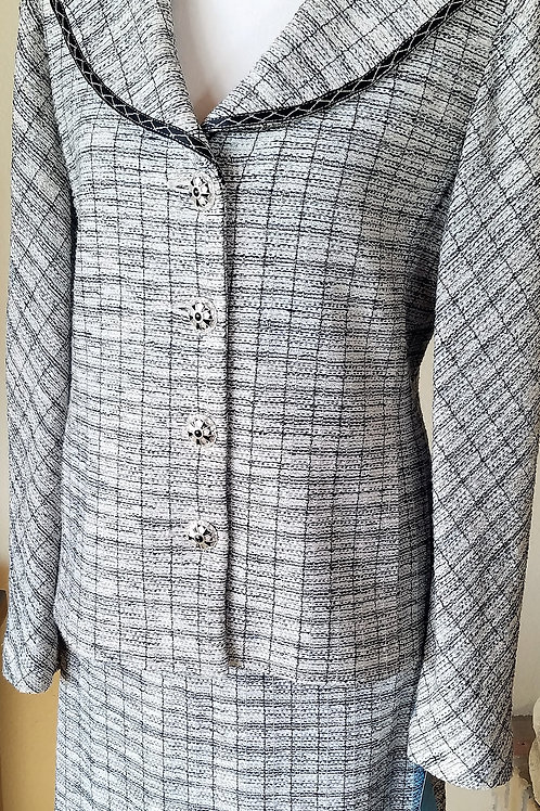 St. John Couture Suit, Size 8   SOLD