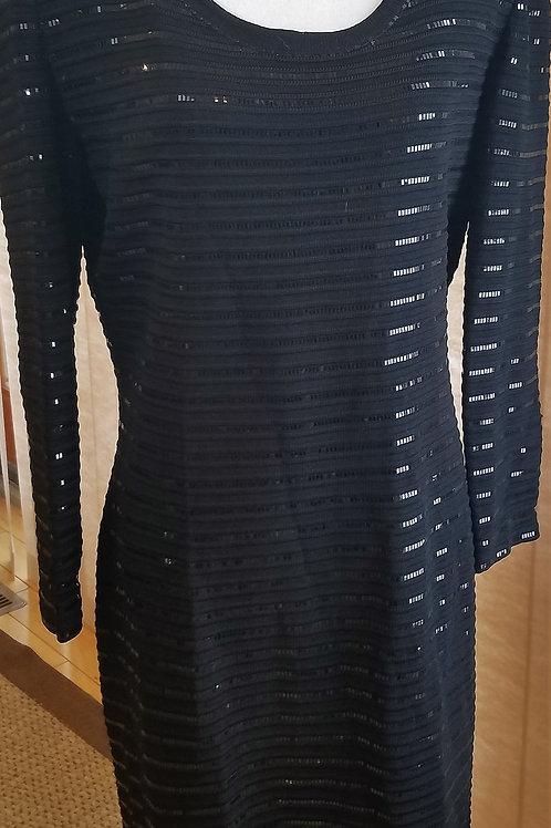 St. John Evening Dress, Size 14    SOLD