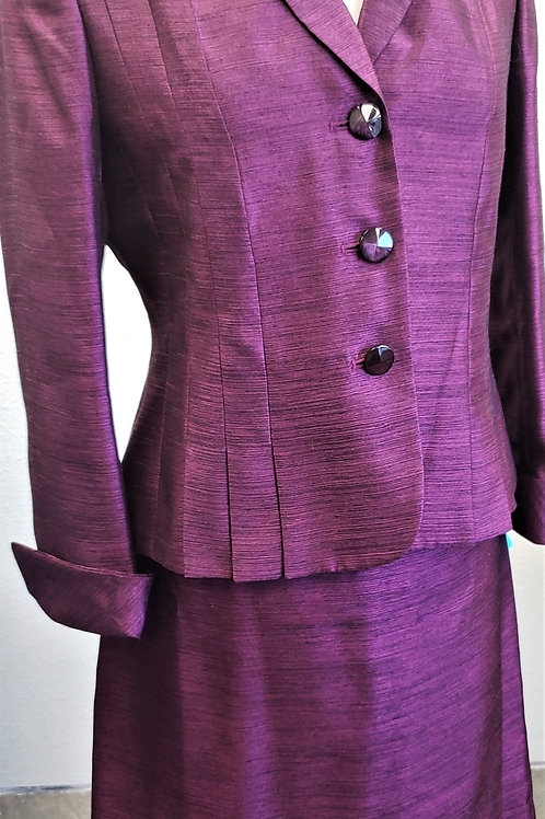 Collections by LeSuit, Suit, Size 8    SOLD
