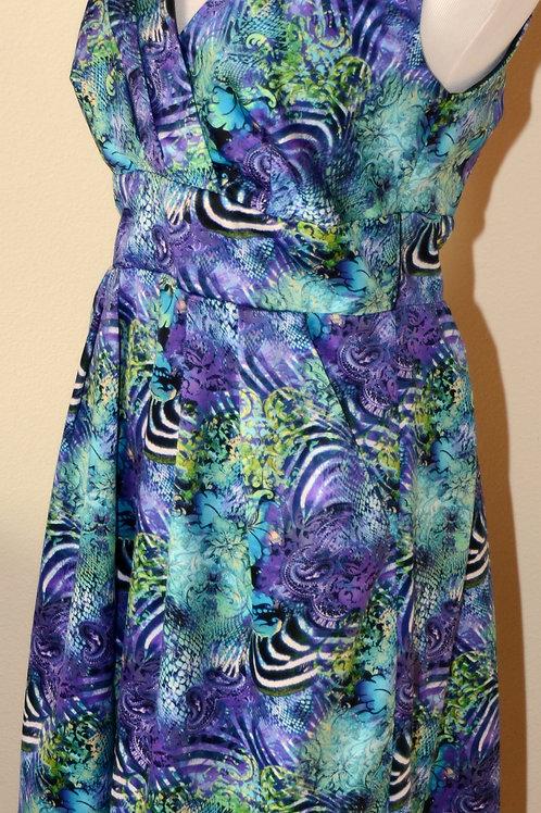Roz & Ali Dress, Size 8   SOLD