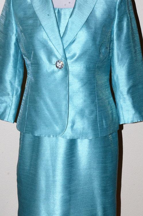 Le Suit Dress Suit, Size 6P   SOLD