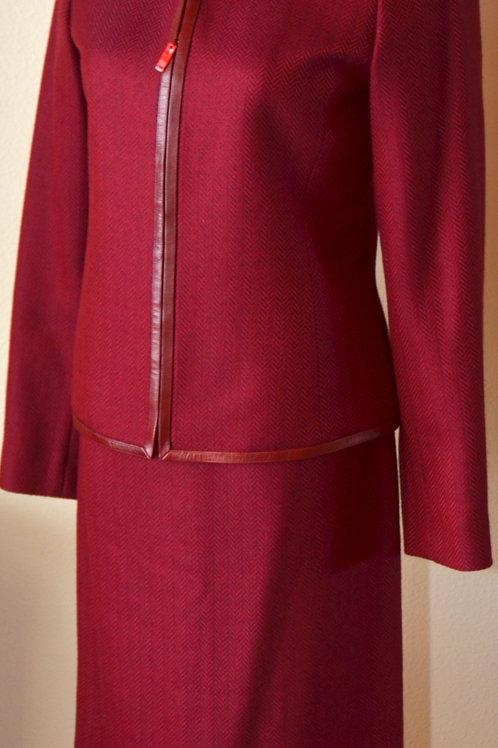 Dana Buchman Suit, Size 2   SOLD