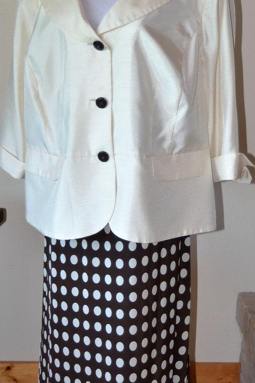 Dana Kay Suit, Size 24W   SOLD