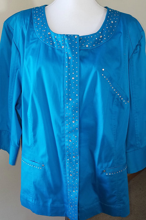 Added Dimensions Jacket, NWT, Size 3X