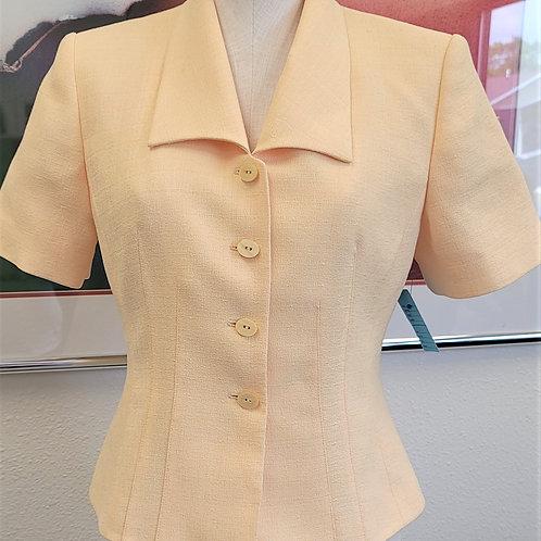 Le Suit Blazer, Size 4P