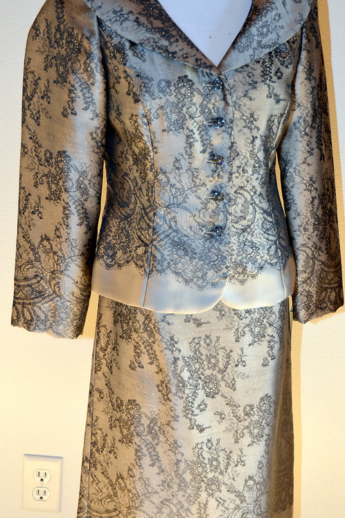 Talbots Suit, Size 4  SOLD