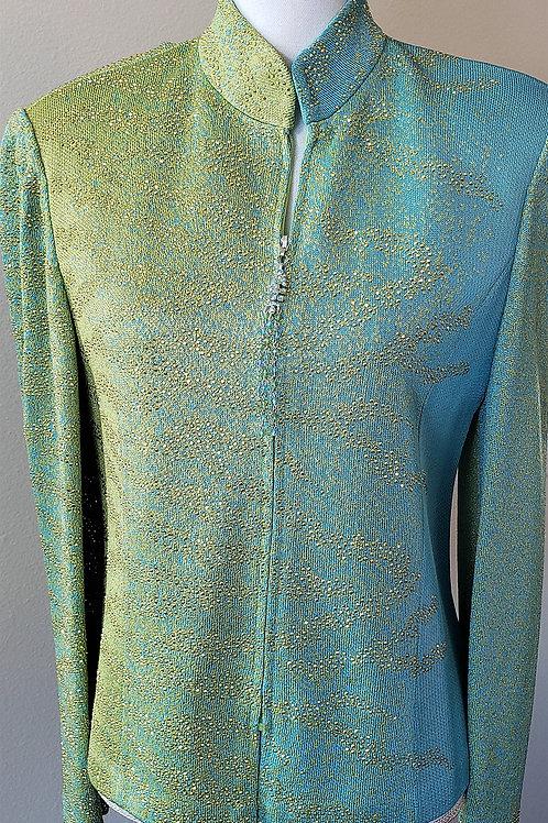 St. John Evening Jacket Only, Size 12