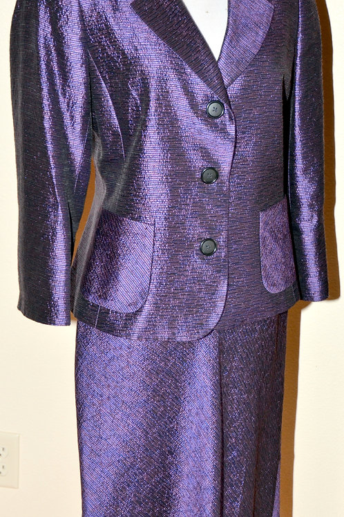 Dana Buchman Suit, Size 10  SOLD