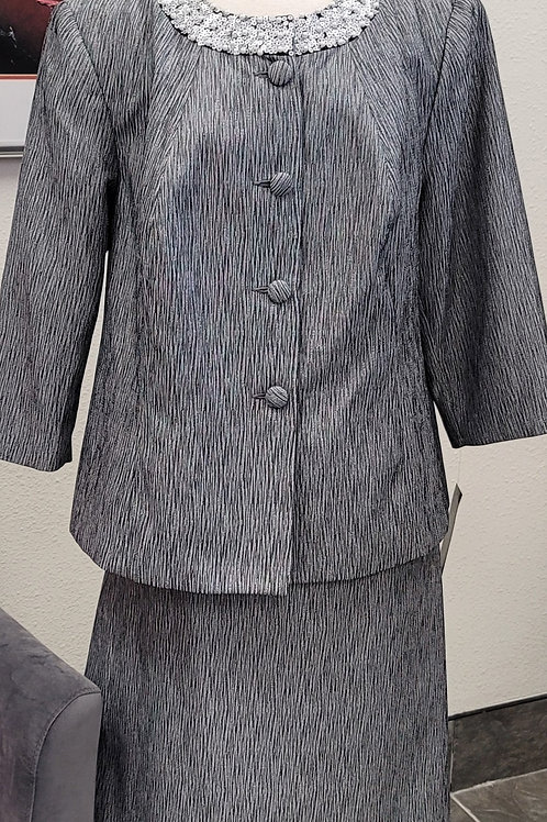 Isabella Suit, NWT, Size 18W