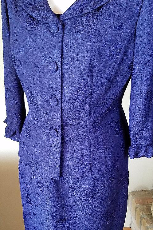 Virgo Dress Suit, Size 8    SOLD