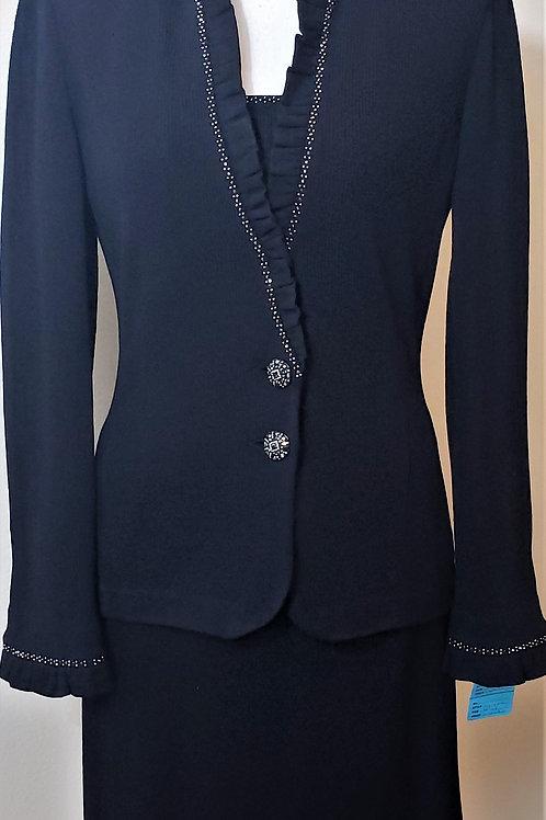 St. John Evening Suit, Size 6    SOLD