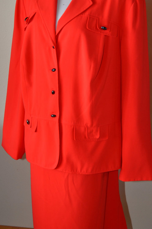 Giorgio Sant' Angelo Suit, Size 24W   SOLD