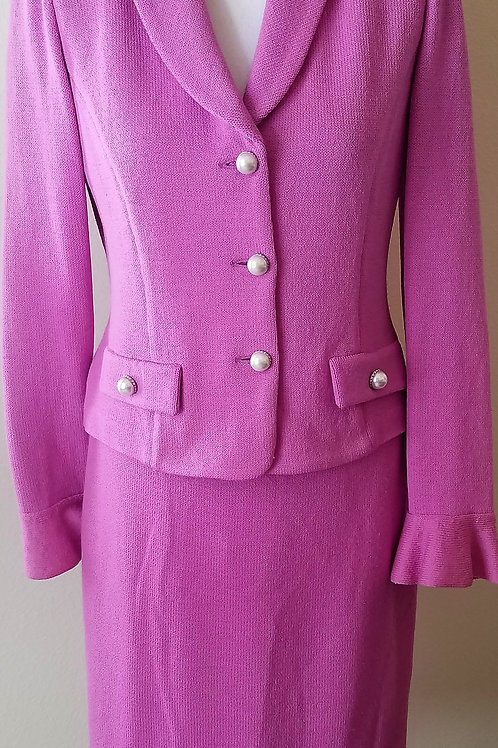 MM St. John Collection Suit  SOLD