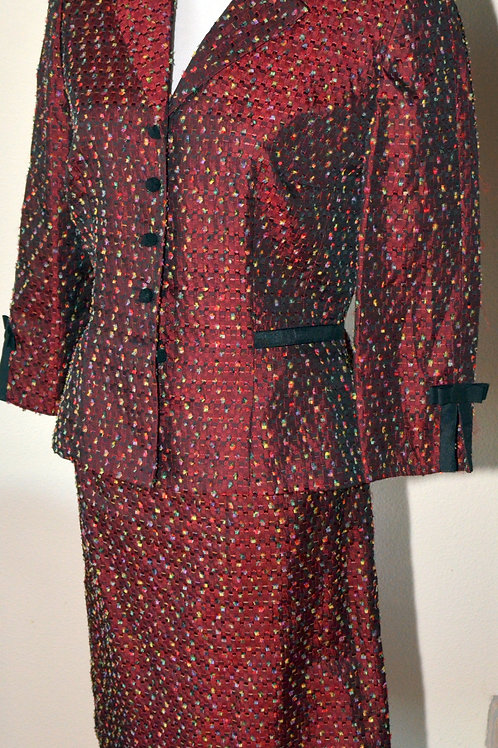 Maggy London Suit, Size 8   SOLD