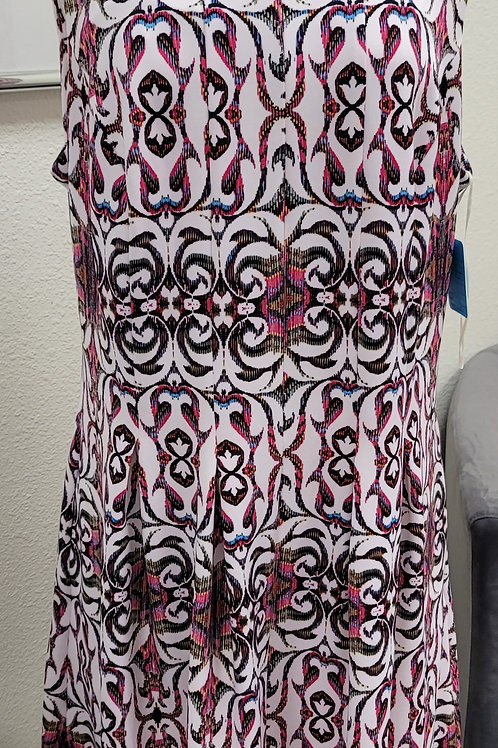 Danny & Nicole Dress, Size 2X