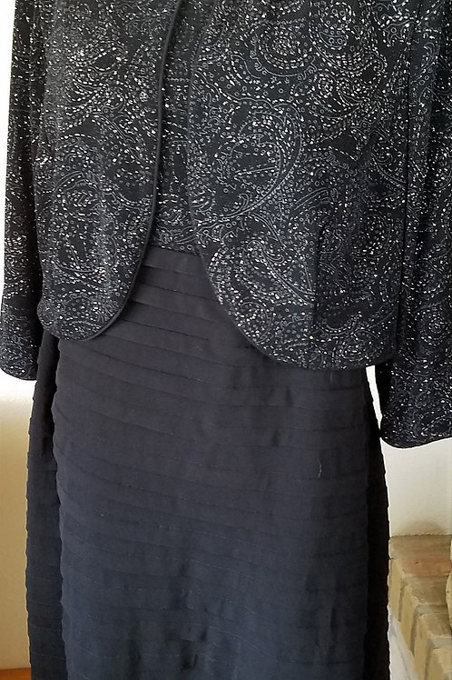 Dress Barn Dress Suit, Size 20W    SOLD