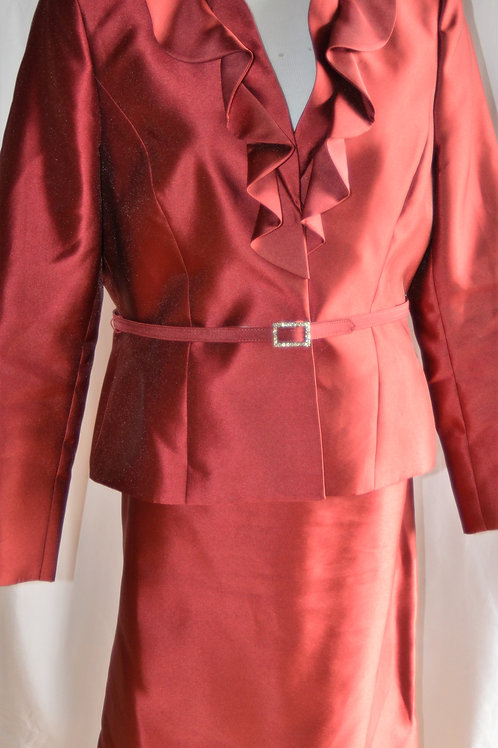 Kasper Gold Label Suit, Size 10   SOLD