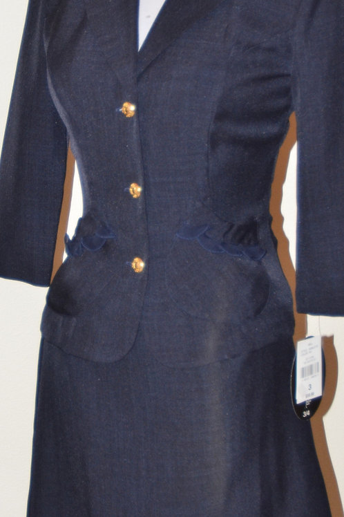 My Michelle Suit, NWT, Size 3/4   SOLD