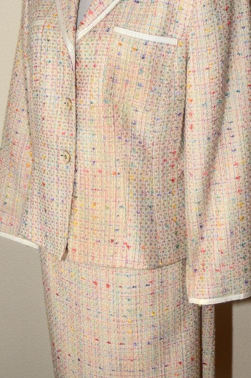 Le Suit, Suit, Size 14P   SOLD