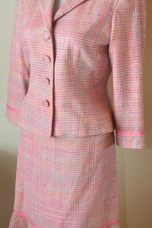 Maggie London Suit, Size 4   SOLD