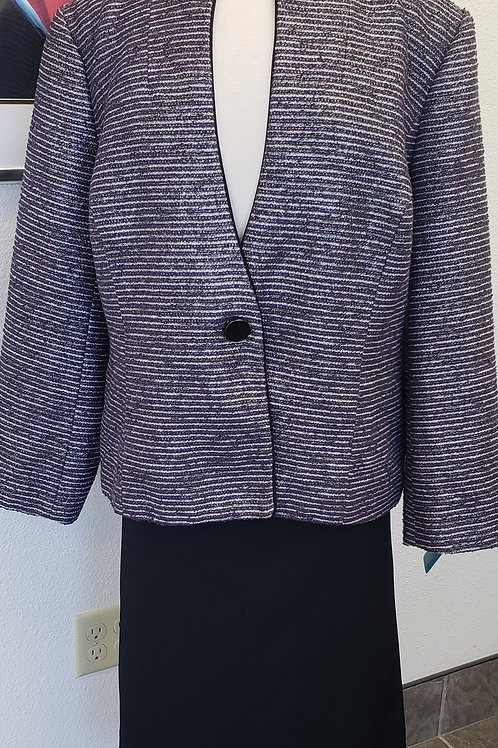 Jones New York Blazer, Evan Picone Skirt, Size 20W