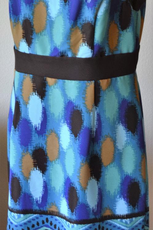 Sangria Dress, Size 14   SOLD