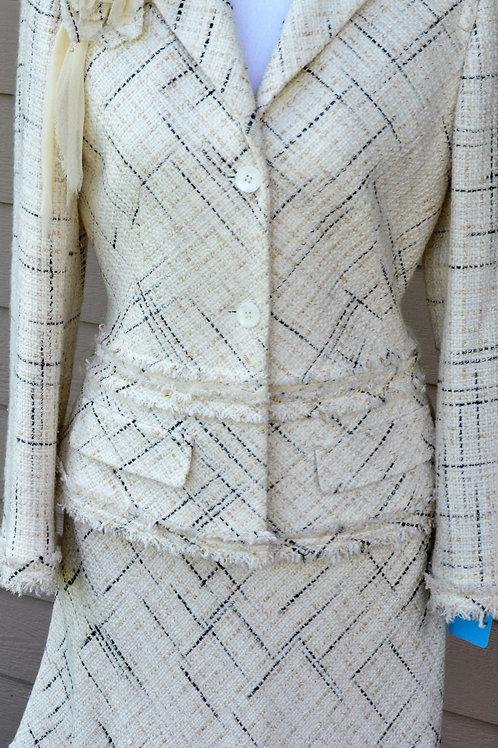 Anne Klein Suit, Size 8P   SOLD