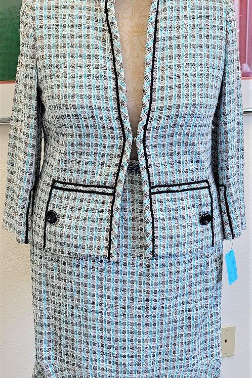 Carlisle Suit, Jkt Sz 16, Skt Sz 14