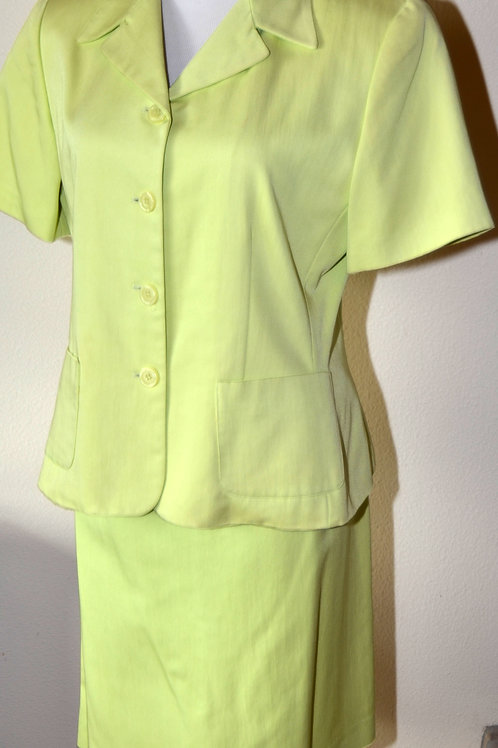 Casual Corner Suit, Size 10    SOLD
