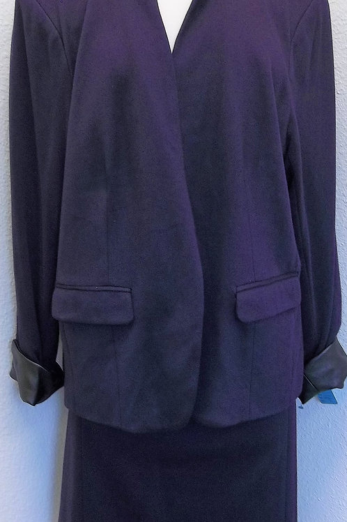 Investments II Suit, NWT, Size 22W